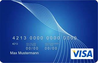 Sofort Prepaid Kreditkarte